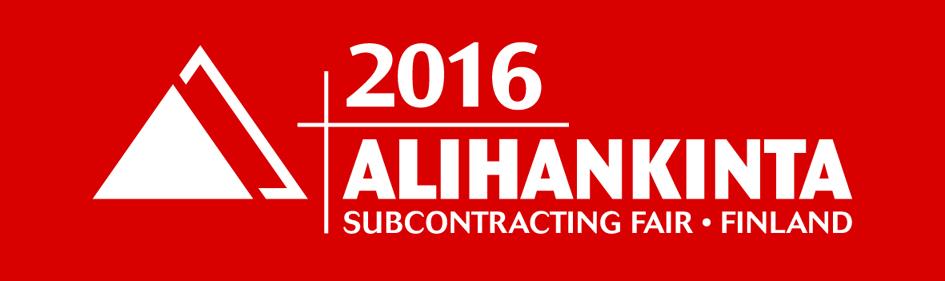 Alihankinta 2016 logo